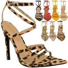 e9fa94728da Leopard Print Sandals in Women's Heels for sale   eBay