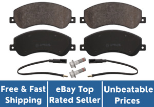 For Ford - Transit MK7 2.2 TDCi FWD 2006-2014 Front Brake Pads Set Unipart