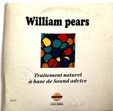 WILLIAM PEARS : A BASE DE SOUND ADVICE - [ CD SINGLE ]