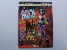 BD - Lady Rock - Glénat - EO 1986 - Serge Morrand - Tome 3