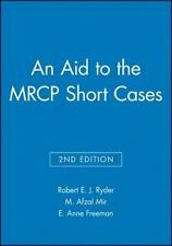 An Aid to the MRCP Short Cases by R. E. J. Ryder, E. Anne Freeman and M. A....