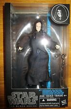 Star Wars Black Series EMPEROR PALPATINE DARTH SIDIOUS #11 Figure WAVE 8 IN HAND