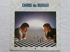 """Vinyl-12""""-LP # Chris de Burgh # Best Moves # 1981 # A&M # g/vg-"""