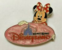 Disney Pin Badge HKDL Minnie Mouse