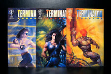 COMICS: Dark Horse: The Terminator: Endgame #1-3 (1992) - RARE