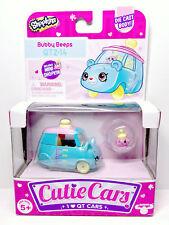 Shopkins Cutie Cars QT2-14 Bubby Beeps Series 2 New