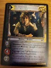 Lord of the Rings TCG Treachery and Deceit 18U75 Ted Sandyman Chief`s Men`s Ally