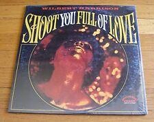 Wilbert Harrison 1971 Juggernaut 33 RPM LP Shoot You Full Of Love  SEALED!