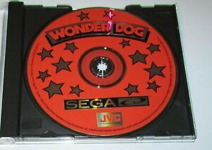 Wonder Dog (Game Only) Sega CD Fast Shipping
