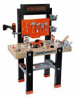 Smoby black+decker officina meccanica giocattolo