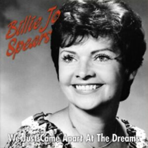 Billie Jo Spears We Just Came Apart At The Dreams CD NEW SEALED 2018 Country