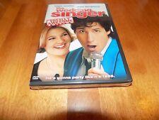 THE WEDDING SINGER ADAM SANDLER DREW BARRYMORE Comedy Classic DVD SEALED NEW