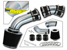 BCP BLACK 96-99 GMC C/K 1500 4.3 V6 5.0/5.7 V8 Racing Air Intake Kit +Filter