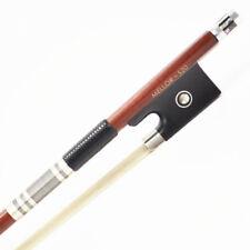 Violin Bow Silver Pernambuco Master Maker Amazing Tone MELLOR Solo Level S20