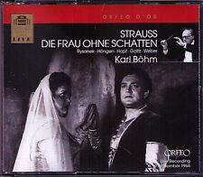 Richard Strauss la donna senza ombra Leonie Rysanek höngen Hopf Böhm 3cd 1955