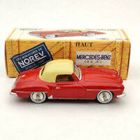 Norev Mercedes Benz 190 SL Red CL3512 Diecast Models Limited Collection 1:43