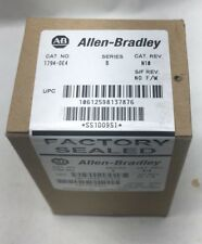New Sealed 1794-OE4 /B Allen Bradley Analog Output Module Flex I/O 1794-0E4