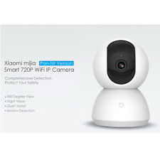 Xiaomi mijia Smart 720P WiFi IP Camera Pan-tilt Version Night Vision 360 Degree