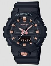 Casio G-Shock * GA810B-1A4 Midsize Anadigi Black & Rose Gold Watch COD PayPal