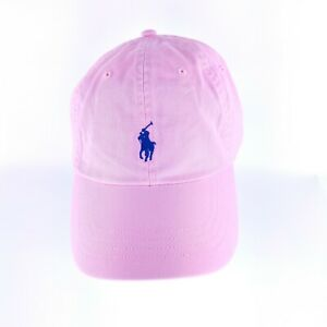 Polo Ralph Lauren Men`s Cotton Chino Baseball Cap NEW with Tags