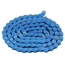 Eastern Half Link Chain Blue