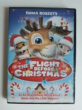 The Flight Before Christmas DVD Animated Holiday Movie New