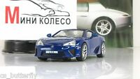 Lexus LFA New Supercars Diecast Model 1:43 Deagostini #24