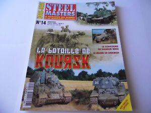 Acero Masters Hors-Serie Edición 14 -koursk Militar/Wargaming Revista