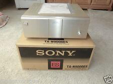 Sony TA-N9000ES High-End Verstärker in OVP, top gepflegt, 2 Jahre Garantie