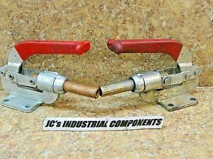 2 pcs  Destaco 610  toggle clamp