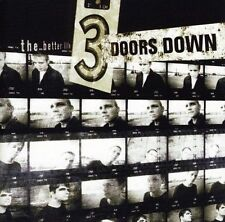 """3 Doors Down """"The Better Life"""" w/ Kryptonite, Loser, Be Like That, Smack & more"""