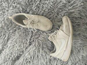 Getragene Nike Damen Schuhe Sneaker Weiß Gr. 39 Gebraucht Roshe One