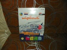 Wipeout - PC Asian Big Box Edition NEW & SEALED, RARE