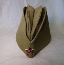 Soviet Russian Army standard cotton forage cap Pilotka size 59