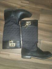 Girls Size 4 Michael Kors Black Boots