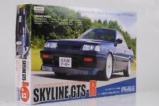 Nissan Skyline 2 Door Sports Coupe GTS-R R32 1985 Kit Bausatz 1:24 FUJIMI ID-13