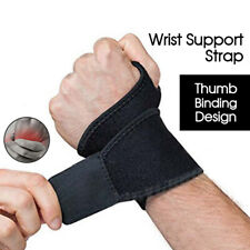 Wrist Support Splint Brace Protection Strap Carpel Tunnel CTS RSI Pain Relief AU