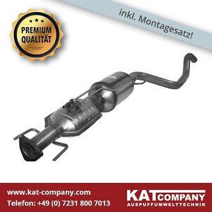 Dieselpartikelfilter DPF Opel Zafira 55352161