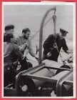 1940 HMCS Canadian Destroyer Loading Depth Charge Thrower Original News Photo