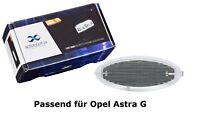 Premium LED Kennzeichenbeleuchtung Opel Astra G Coupe Cabrio KB12