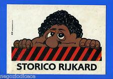 MILAN MEGA SQUADRA MIA Master 1991 - Figurina-Sticker n. 61 -STORICO RIJKARD-New