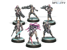 Infinity ALEPH The Steel Phalanx Sectorial Starter Pack NIB