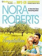 Nora ROBERTS / TEMPTATION      [ Audiobook ]