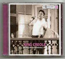"ELVIS PRESLEY CD ""KING CREOLE - THE HOLLYWOOD RECORDINGS"" 2016 ELVISONE OUTTAKES"