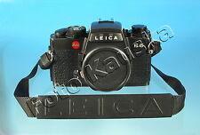 Leica R5 SLR camera Kamera appareil schwarz black noir - (75270)