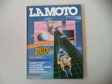 LA MOTO 5/1984 HONDA VF 1000 R/CX 650 T/SUZUKI XN 85/HRD 125 SH/YAMAHA FJ 1100