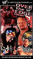 WWF - Over the Edge In Your House (VHS, 1999)