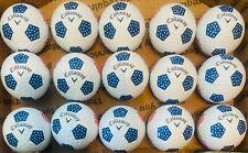 New listing Fifteen (15) Callaway Chromesoft Truvis used golf balls TEAM USA SPECIAL EDITION
