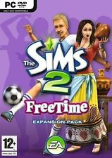 The SIMS 2: Free Time Expansion Pack (PC DVD), Good Windows XP, PC Video Games