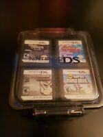 Lot of 9 Nintendo DS Video Games Cartridges Only All Tested!!